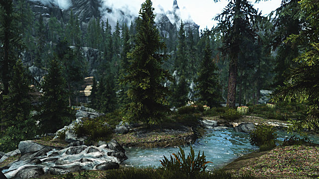 Best ideas about Skyrim Landscape Overhaul . Save or Pin The 10 Best Skyrim Overhaul Mods Even for Skyrim Now.