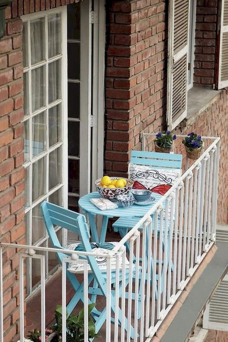 Best ideas about Small Apartment Patio Ideas . Save or Pin Best 25 Apartment balcony decorating ideas on Pinterest Now.