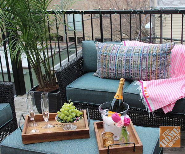 Best ideas about Small Apartment Patio Ideas . Save or Pin Best 25 Small apartment patios ideas on Pinterest Now.