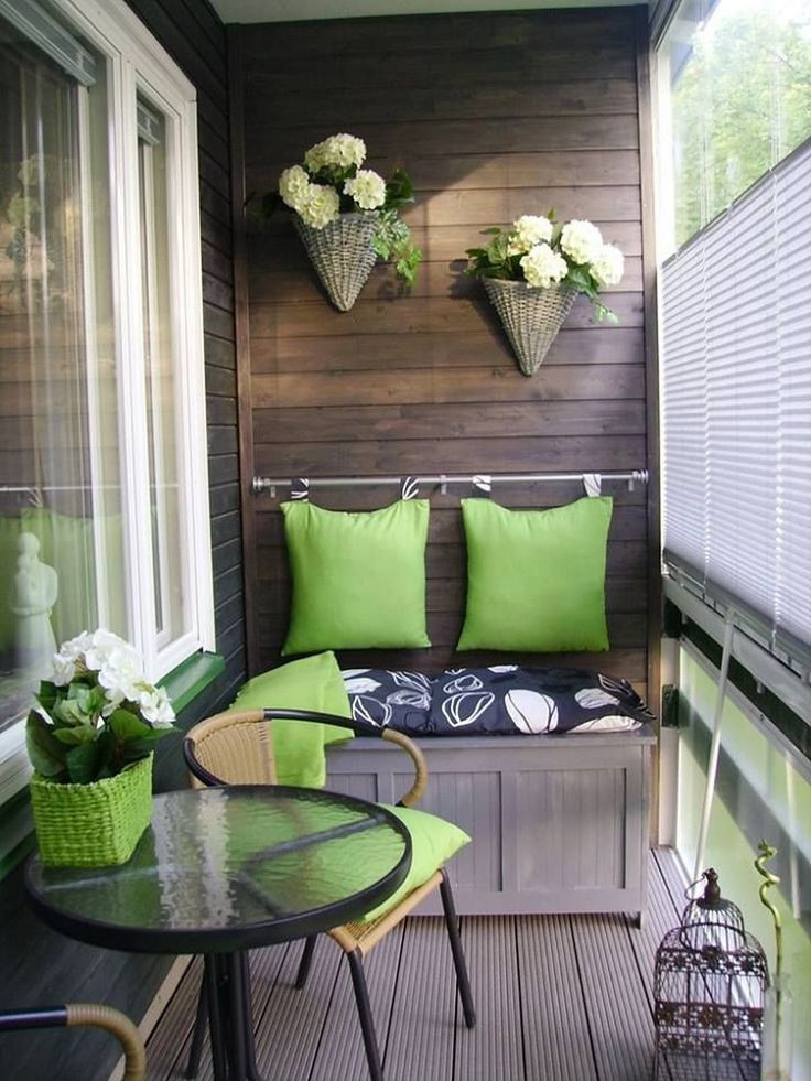 Best ideas about Small Apartment Patio Ideas . Save or Pin The 25 best Apartment patios ideas on Pinterest Now.