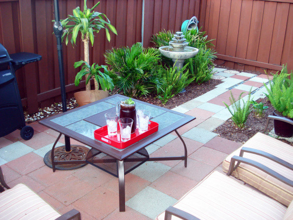 Best ideas about Small Backyard Patio Ideas . Save or Pin 15 Fabulous Small Patio Ideas Now.