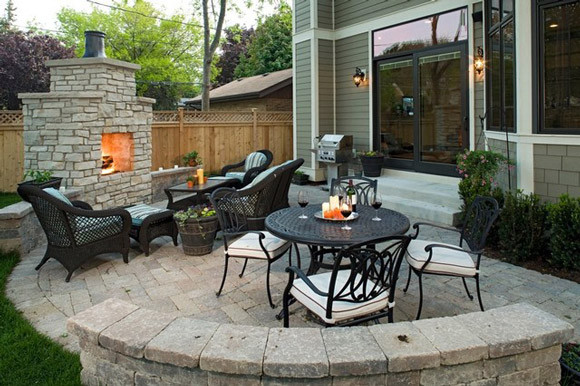 Best ideas about Small Backyard Patio Ideas . Save or Pin 25 Inspiring Outdoor Patio Design Ideas Now.