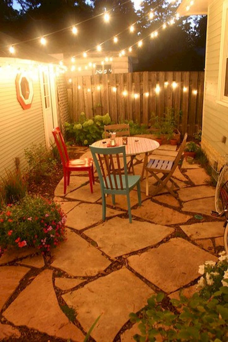Best ideas about Small Backyard Patio Ideas . Save or Pin Best 25 Small backyard patio ideas on Pinterest Now.