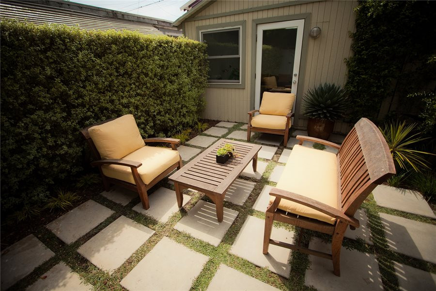 Best ideas about Small Backyard Patio Ideas . Save or Pin Backyard Ideas Now.