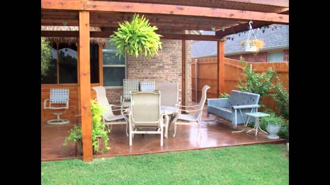 Best ideas about Small Backyard Patio Ideas . Save or Pin Backyard Patio Ideas Patio Ideas For Backyard Now.