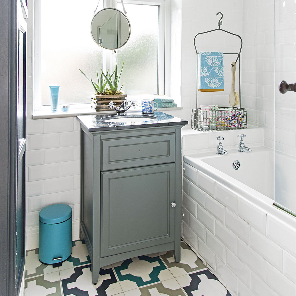 Best ideas about Small Bathroom Plans . Save or Pin Small bathroom ideas – small bathroom decorating ideas on Now.