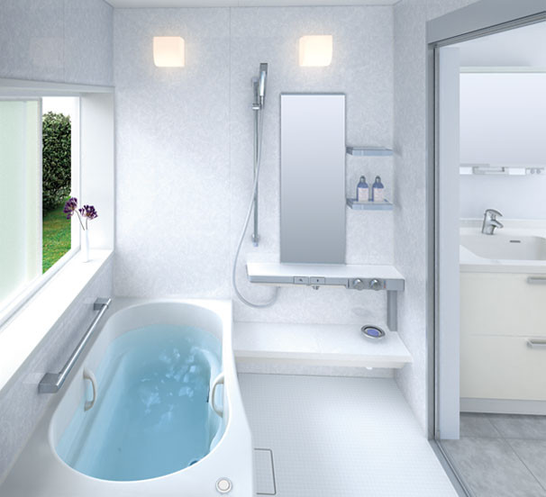 Best ideas about Small Bathroom Plans . Save or Pin Small Bathroom Layouts by TOTO DigsDigs Now.