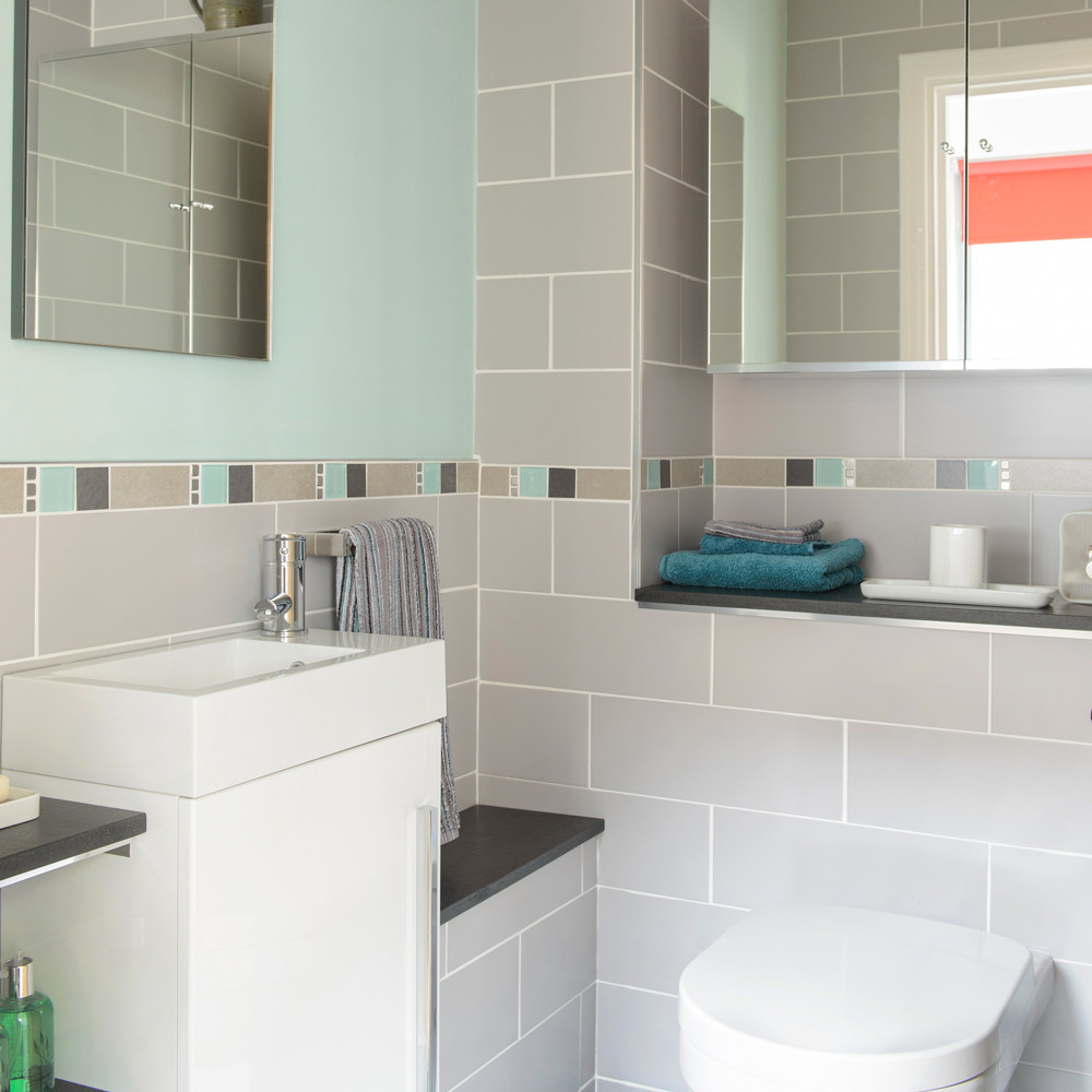 Best ideas about Small Bathroom Plans . Save or Pin Small bathroom ideas – small bathroom decorating ideas Now.