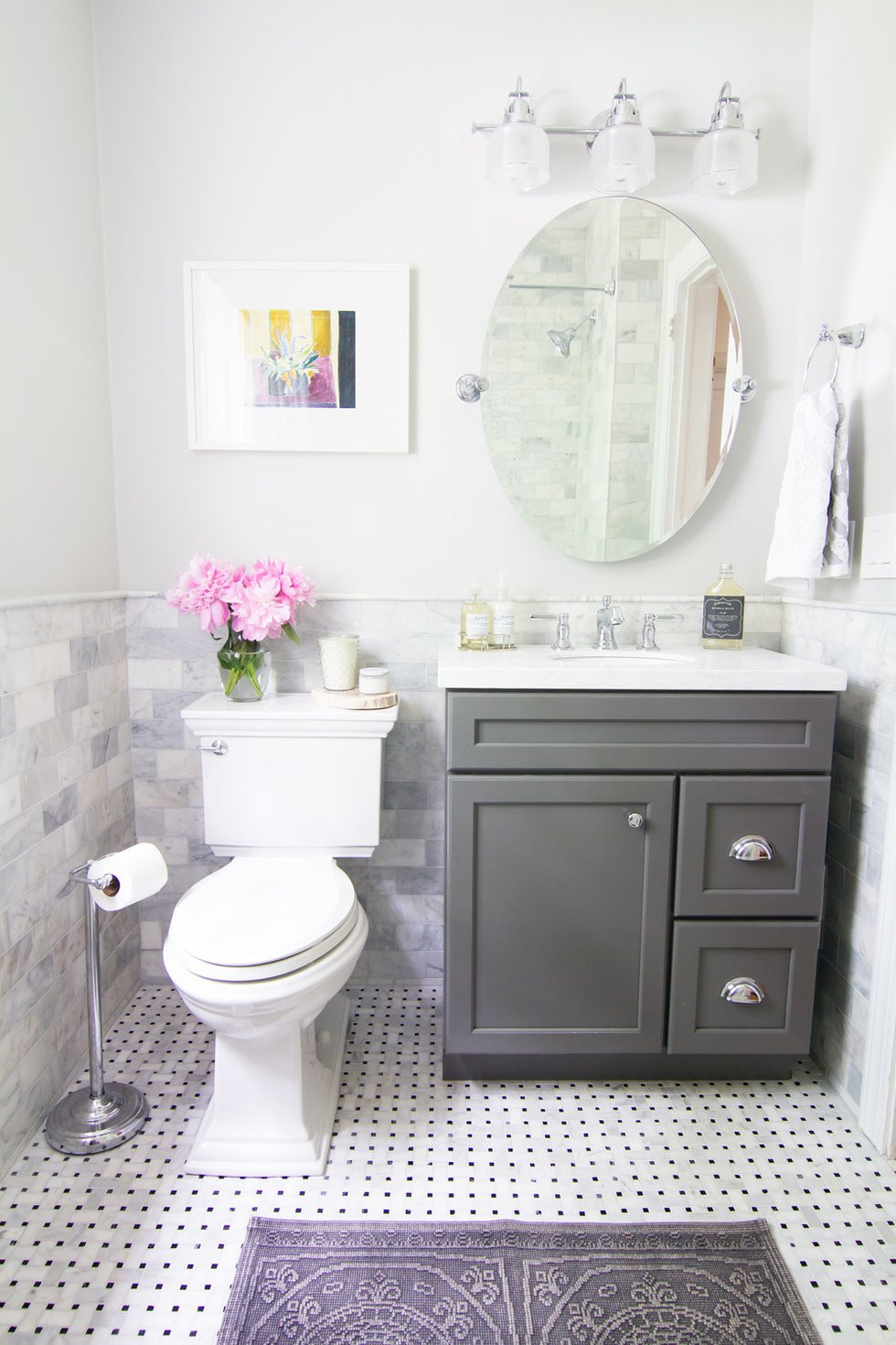 Best ideas about Small Bathroom Plans . Save or Pin 11 Awesome Type Small Bathroom Designs Awesome 11 Now.