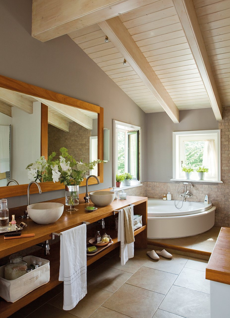 Best ideas about Small Bathroom Remodel . Save or Pin Small Bathroom Remodeling Guide 30 Pics Decoholic Now.