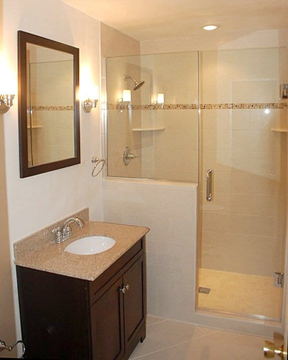Best ideas about Small Bathroom Remodel . Save or Pin Small Bathroom Remodel Ideas Gallery Now.