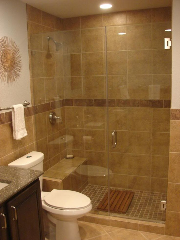 Best ideas about Small Bathroom Remodel . Save or Pin 25 best ideas about Small Bathroom Showers on Pinterest Now.