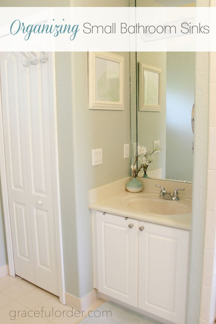 Best ideas about Small Bathroom Sink . Save or Pin Best 25 Small bathroom sinks ideas on Pinterest Now.