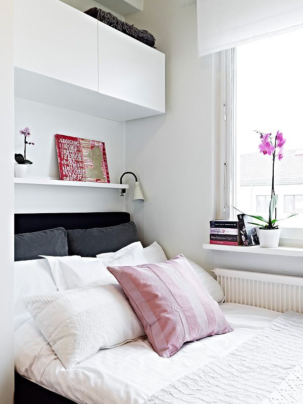 Best ideas about Small Bedroom Design . Save or Pin 12 Bedroom Storage Ideas to Optimize Your Space Decoholic Now.