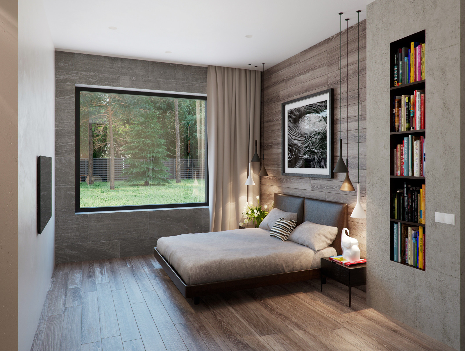 Best ideas about Small Bedroom Design . Save or Pin 20 Best Small Modern Bedroom Ideas Architecture Beast Now.