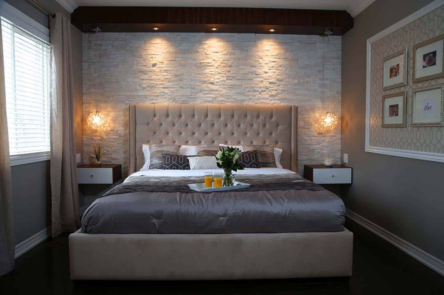 Best ideas about Small Bedroom Design . Save or Pin 30 Small yet amazingly cozy master bedroom retreats Now.