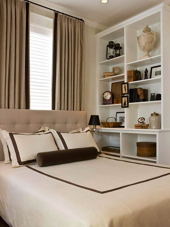 Best ideas about Small Bedroom Ideas . Save or Pin Modern Furniture 2014 Tips for Small Bedrooms Decorating Now.