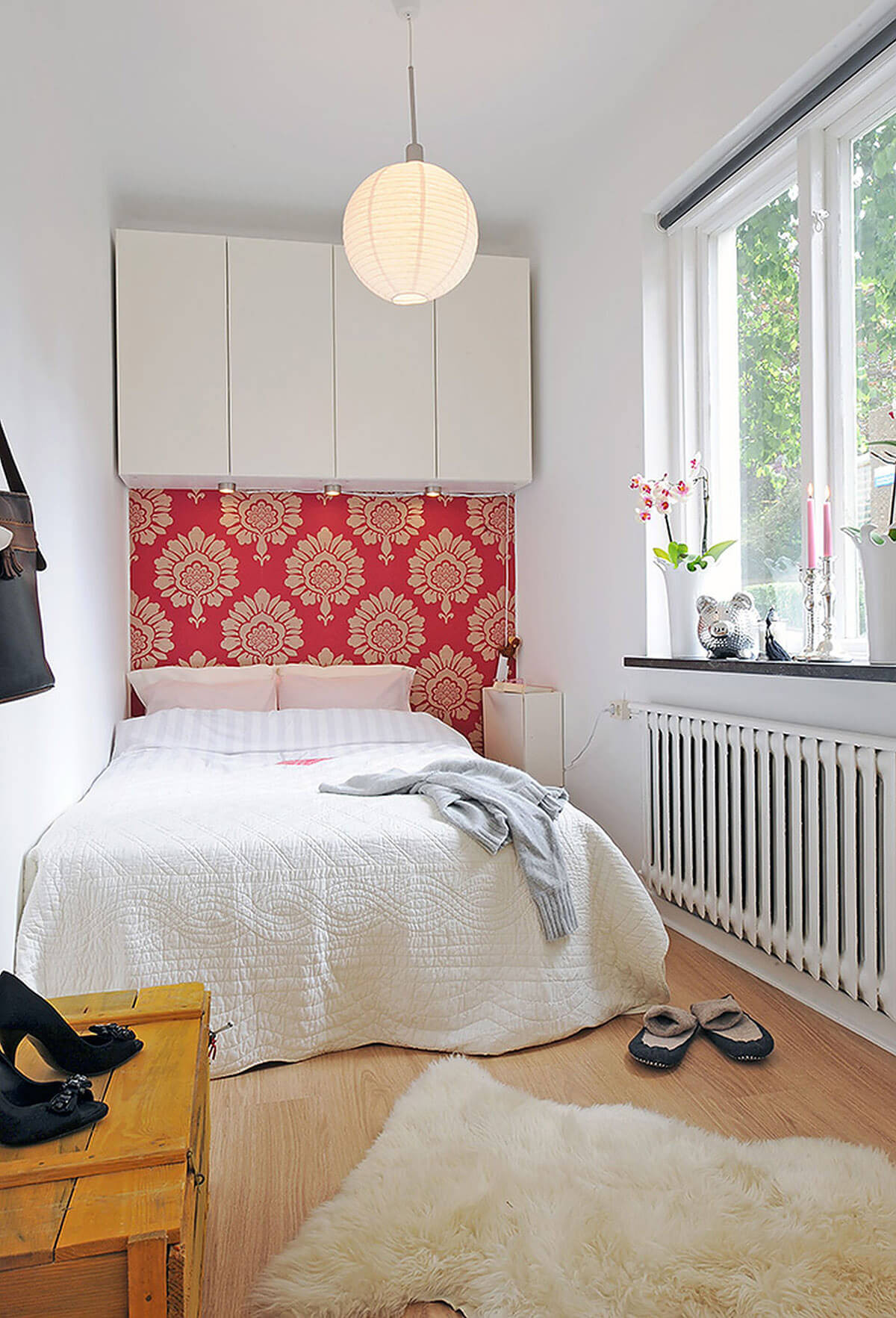 Best ideas about Small Bedroom Ideas . Save or Pin 37 Best Small Bedroom Ideas and Designs for 2019 Now.