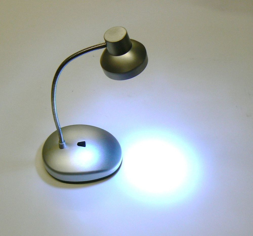Best ideas about Small Desk Lamp . Save or Pin LED Mini Table Lamp Gooseneck Desk Lamp 14 LED with Now.