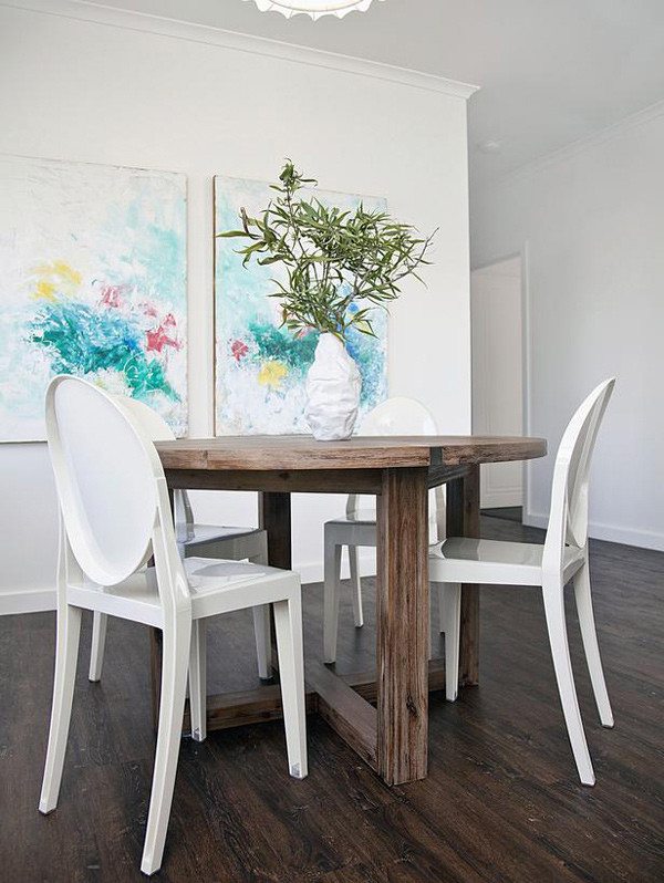 Best ideas about Small Dining Room . Save or Pin 15 Appealing Small Dining Room Ideas Now.