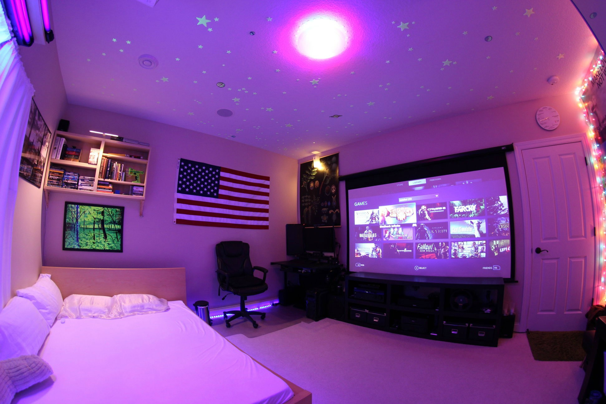 Best ideas about Small Game Room Ideas . Save or Pin 47 Epic Video Game Room Decoration Ideas for 2019 Now.