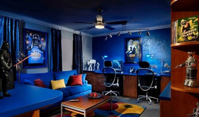 Best ideas about Small Game Room Ideas . Save or Pin 50 Best Setup of Video Game Room Ideas [A Gamer s Guide] Now.