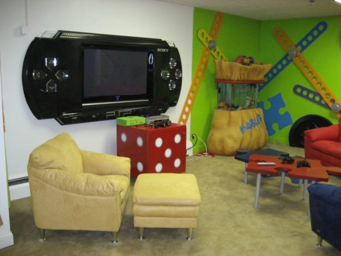 Best ideas about Small Game Room Ideas . Save or Pin 45 Video Game Room Ideas to Maximize Your Gaming Experience Now.