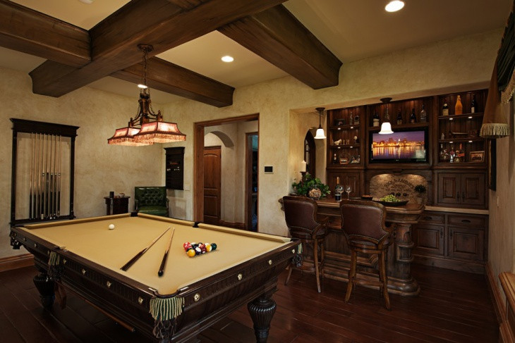 Best ideas about Small Game Room Ideas . Save or Pin 20 Basement Game Room Designs Ideas Now.