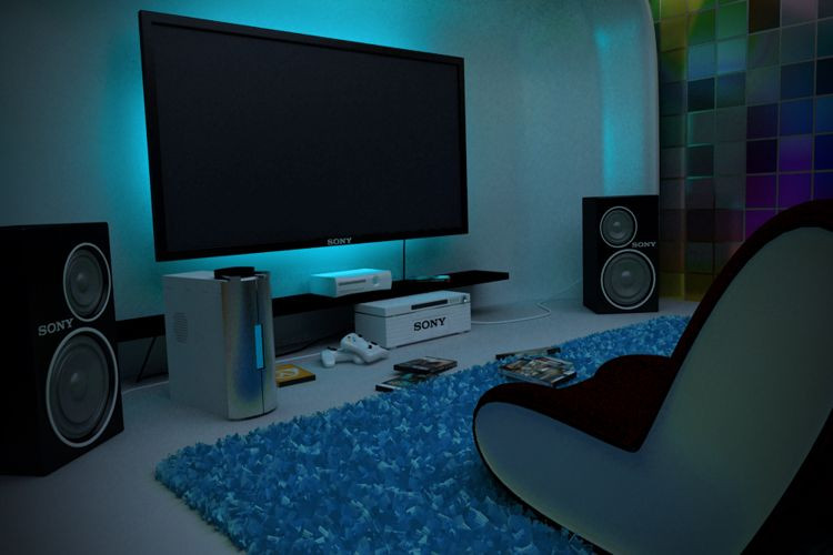 Best ideas about Small Game Room Ideas . Save or Pin 21 Interesting Game Room Ideas Now.