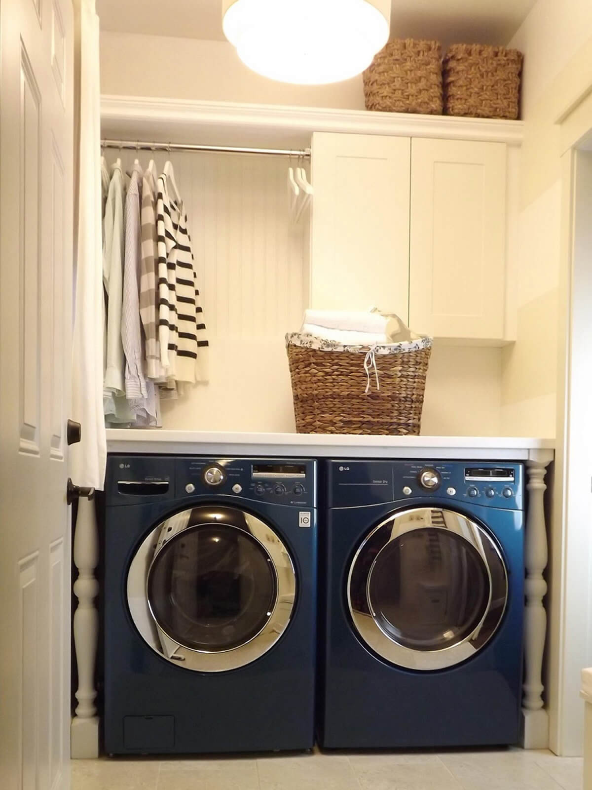 Best ideas about Small Laundry Room Design . Save or Pin 28 Best Small Laundry Room Design Ideas for 2019 Now.