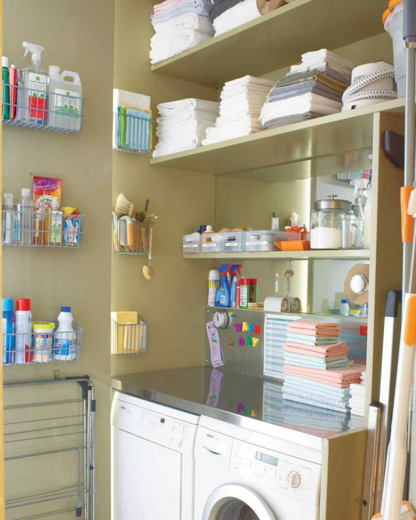 Best ideas about Small Laundry Room Organization Ideas . Save or Pin Craftionary Now.