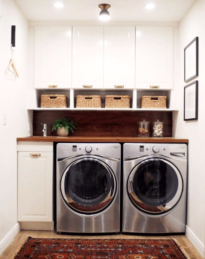 Best ideas about Small Laundry Room Organization Ideas . Save or Pin Small Laundry Room Organization Ideas Now.