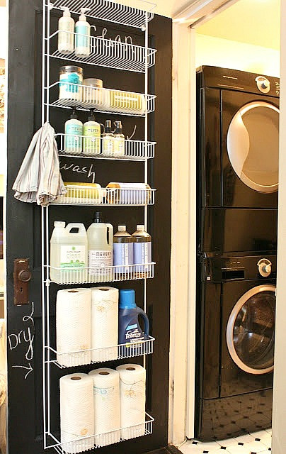 Best ideas about Small Laundry Room Organization Ideas . Save or Pin 11 Laundry Room Organization Ideas Get Your Laundry Area Now.