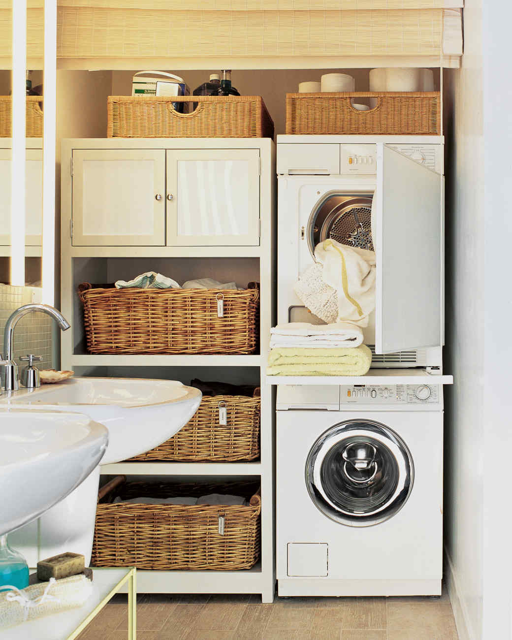Best ideas about Small Laundry Room Organization Ideas . Save or Pin 12 Essential Laundry Room Organizing Tips Now.