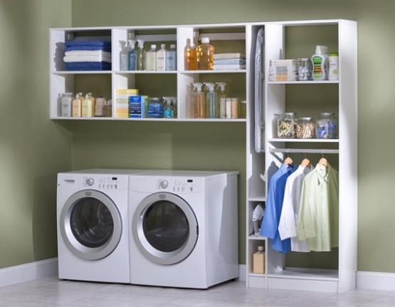 Best ideas about Small Laundry Room Organization Ideas . Save or Pin Simple small laundry room organization ideas Now.