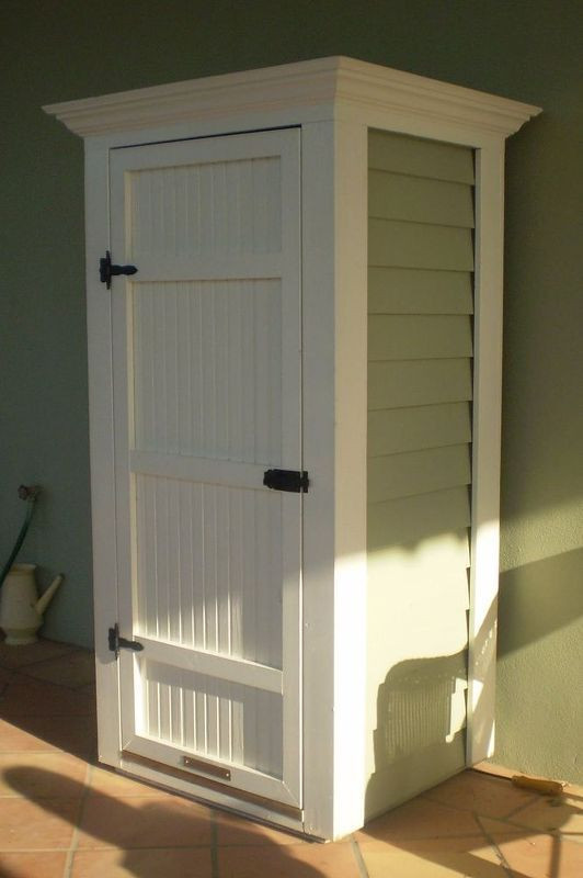 Best ideas about Small Outdoor Storage Cabinet . Save or Pin Best 25 Outdoor storage ideas on Pinterest Now.