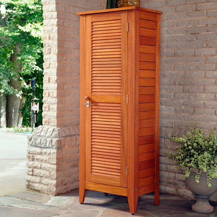 Best ideas about Small Outdoor Storage Cabinet . Save or Pin About weatherproof outdoor cabinets – outdoor kitchen Now.