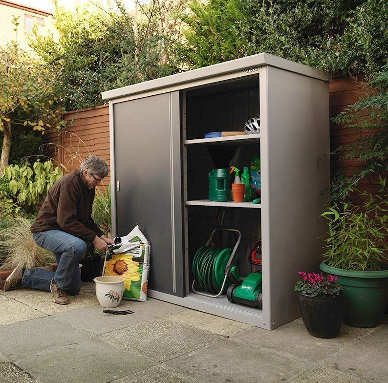 Best ideas about Small Outdoor Storage Cabinet . Save or Pin Outdoor Storage Cabinets Who Has The Best Now.