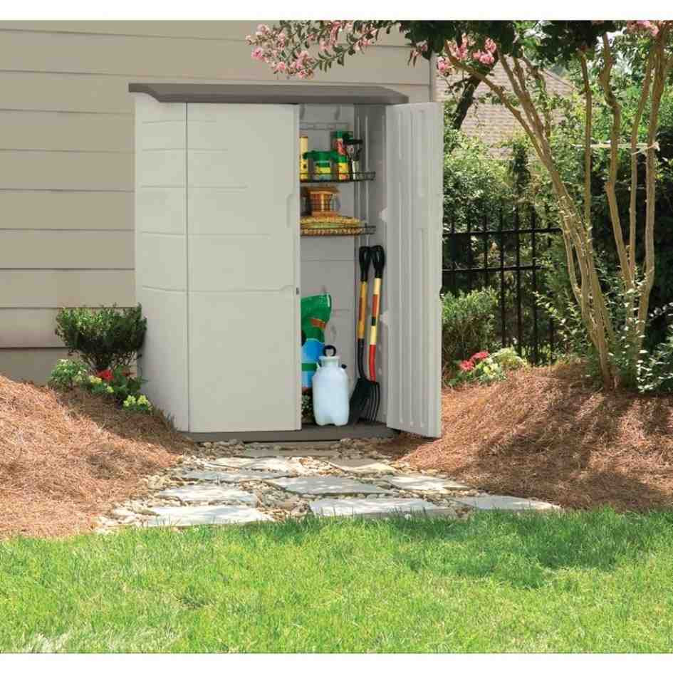 Best ideas about Small Outdoor Storage Cabinet . Save or Pin Small Outdoor Storage Cabinet Home Furniture Design Now.