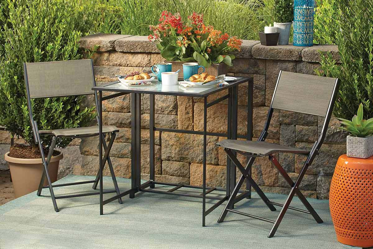 Best ideas about Small Patio Tables . Save or Pin 21 Lastest Patio Dining Sets Small pixelmari Now.
