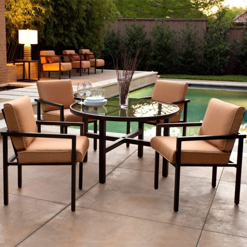 Best ideas about Small Patio Tables . Save or Pin Small Patio Dining Table Now.