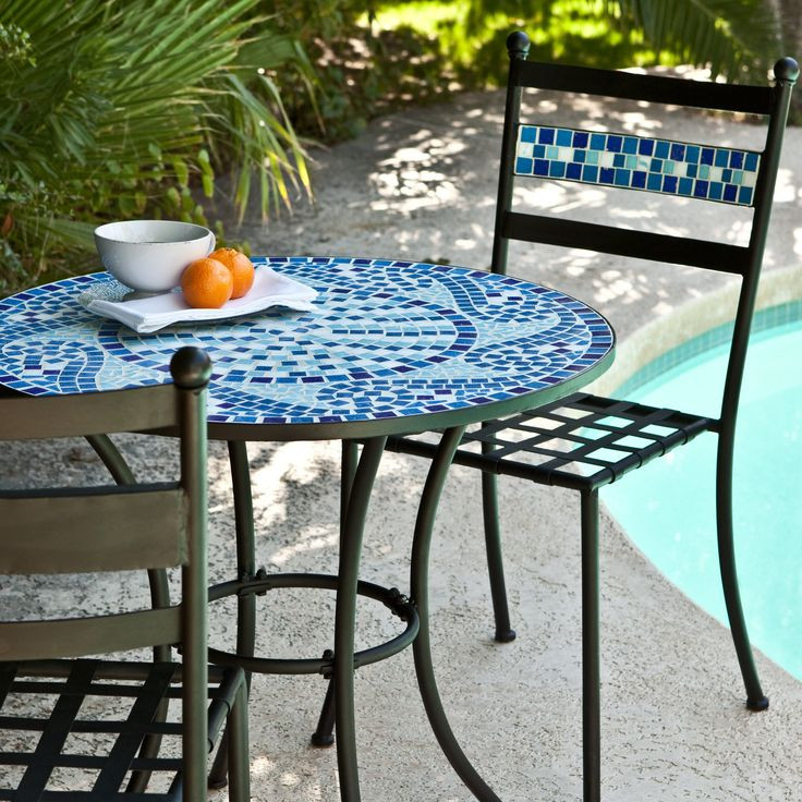 Best ideas about Small Patio Tables . Save or Pin Best 25 Bistro tables ideas that you will like on Now.