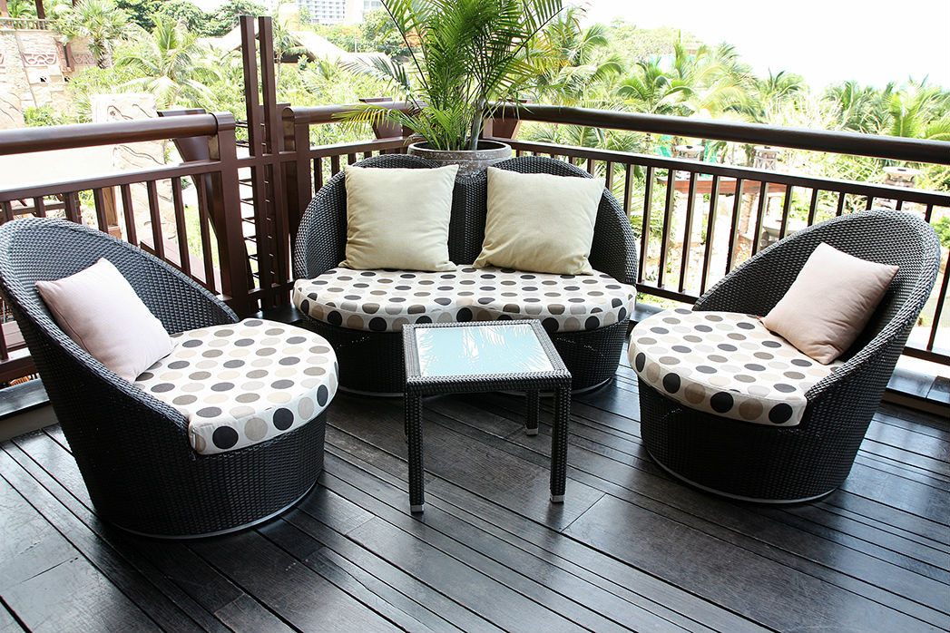 Best ideas about Small Patio Tables . Save or Pin Small Patio Furniture Now.