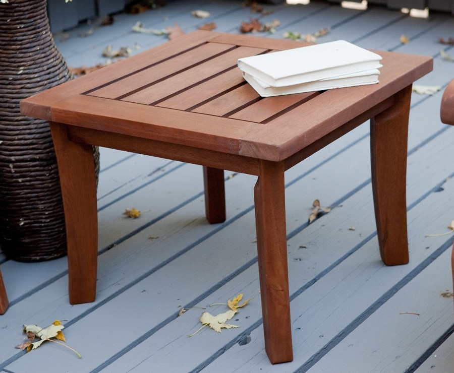 Best ideas about Small Patio Tables . Save or Pin Small Patio End Tables Now.