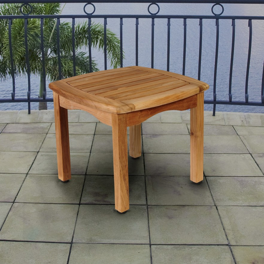 Best ideas about Small Patio Tables . Save or Pin Teak Outdoor and Patio Furniture Ideas Now.
