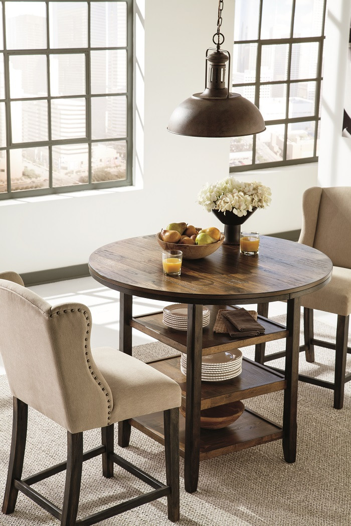 Best ideas about Small Round Dining Table . Save or Pin Dining Table Size & Style Guide Now.