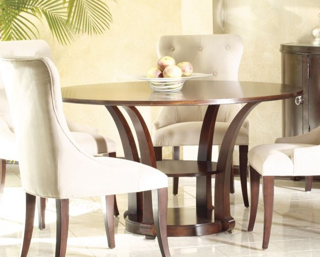Best ideas about Small Round Dining Table . Save or Pin Small Round Dining Tables for Big Style Statement Now.