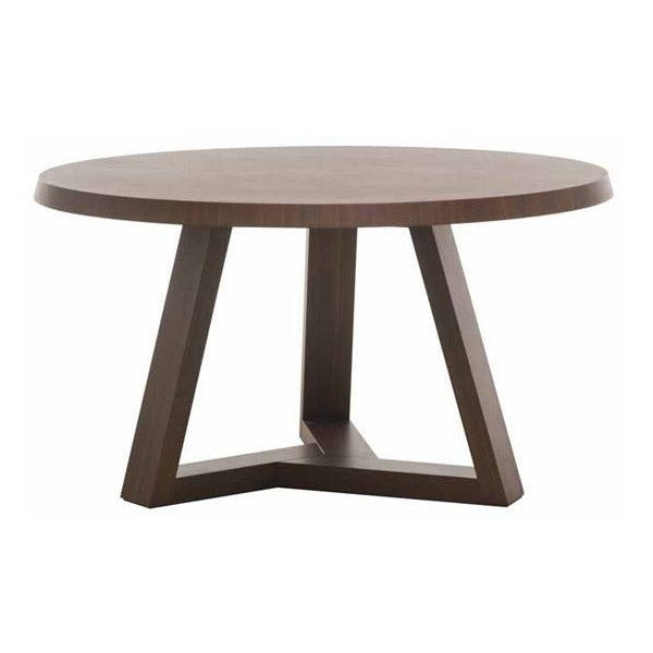 Best ideas about Small Round Dining Table . Save or Pin Nuevo HGEM255 Cyrus Small Round Dining Table Black Stained Oak Now.