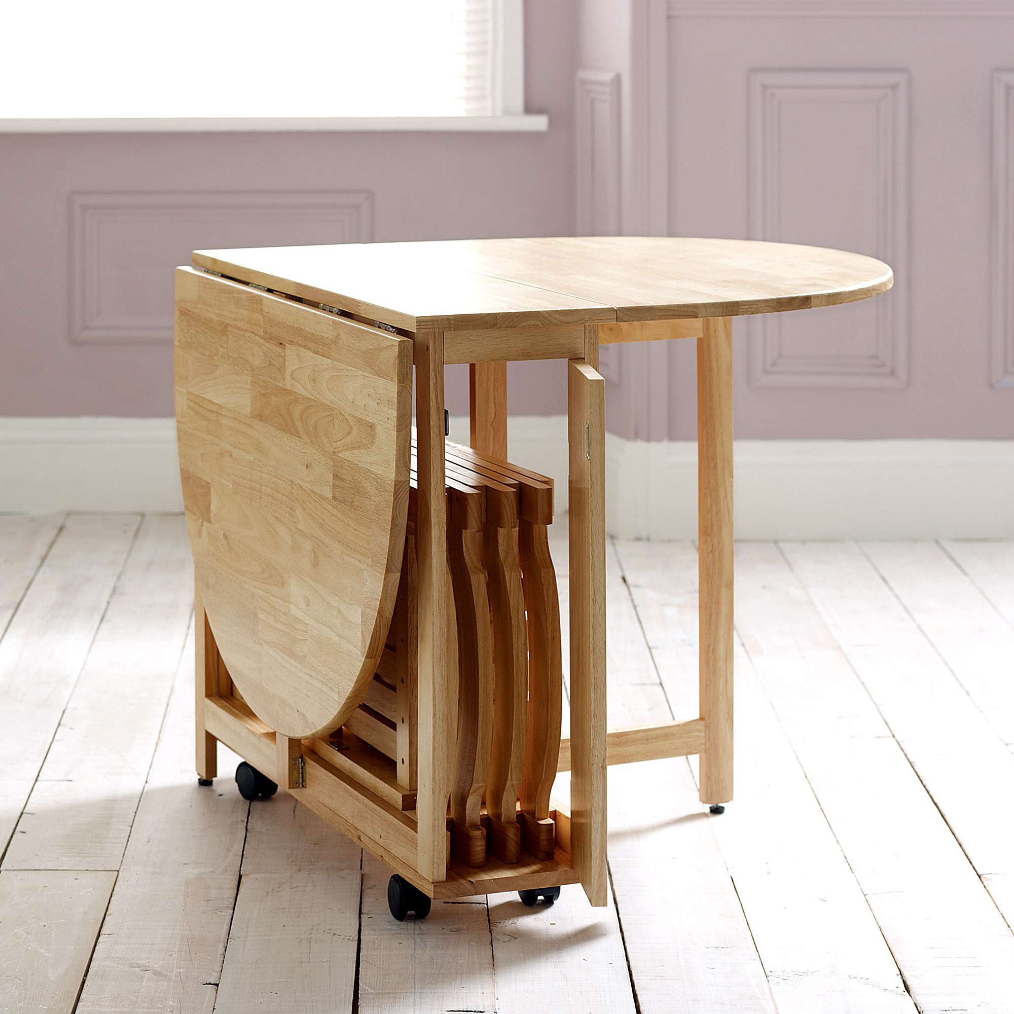 Best ideas about Small Space Dining Table . Save or Pin Choose a Folding Dining Table for a Small Space – Adorable Now.