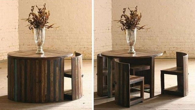 Best ideas about Small Space Dining Table . Save or Pin Dining Table For Small Spaces Decoration Channel Now.